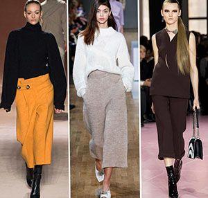Любими модни комбинации в конкретни цветове